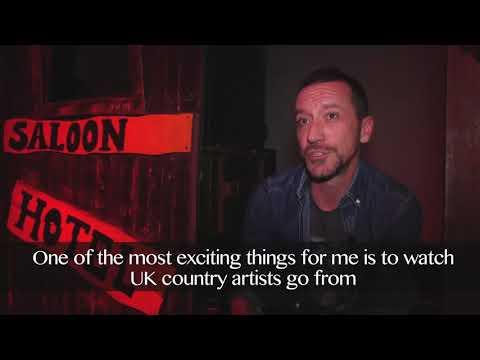 Baylen Leonard talks UK country music