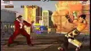 Tekken 5 (Feng Wei Combo Exhibition) Mp3