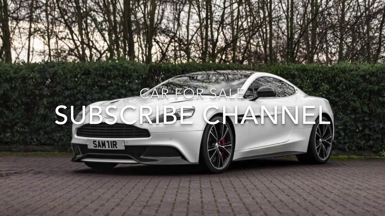 Aston Martin Vanquish 2013 For Sale Youtube