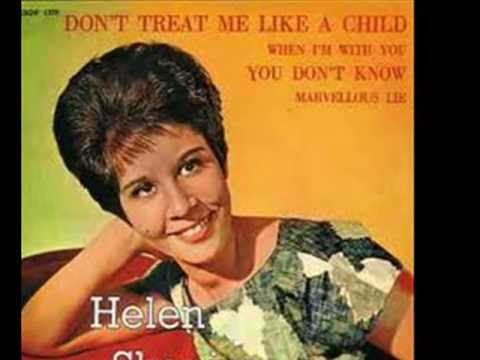 Helen Shapiro ~ You Don't Know ~ 1961
