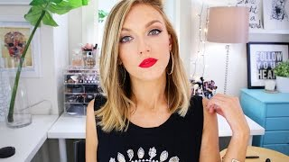 Perfect Pout | My Lipstick Tips + Tricks