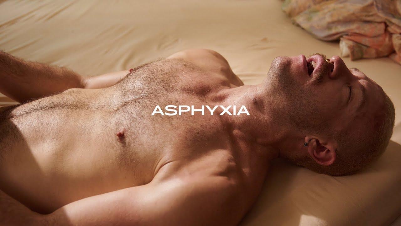 Download Asphyxia by Noel Alejandro (Gay erotica) -Trailer