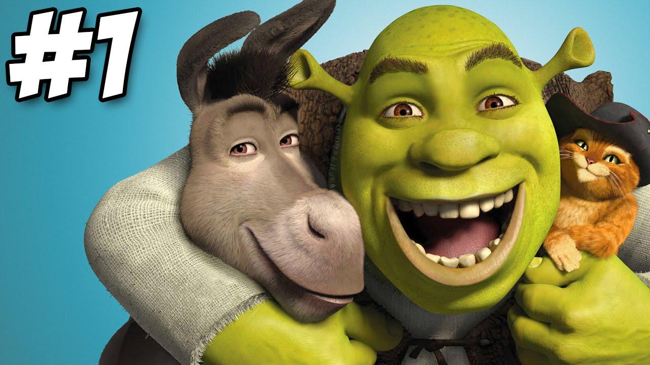 Shrek 2 Movie HD free download 720p