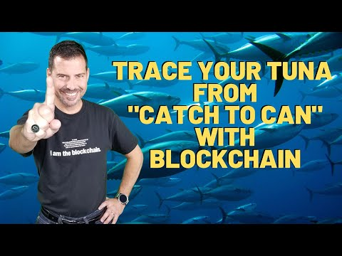 "Trace Your Tuna from ""Catch to Can"" with Blockchain – George Levy"