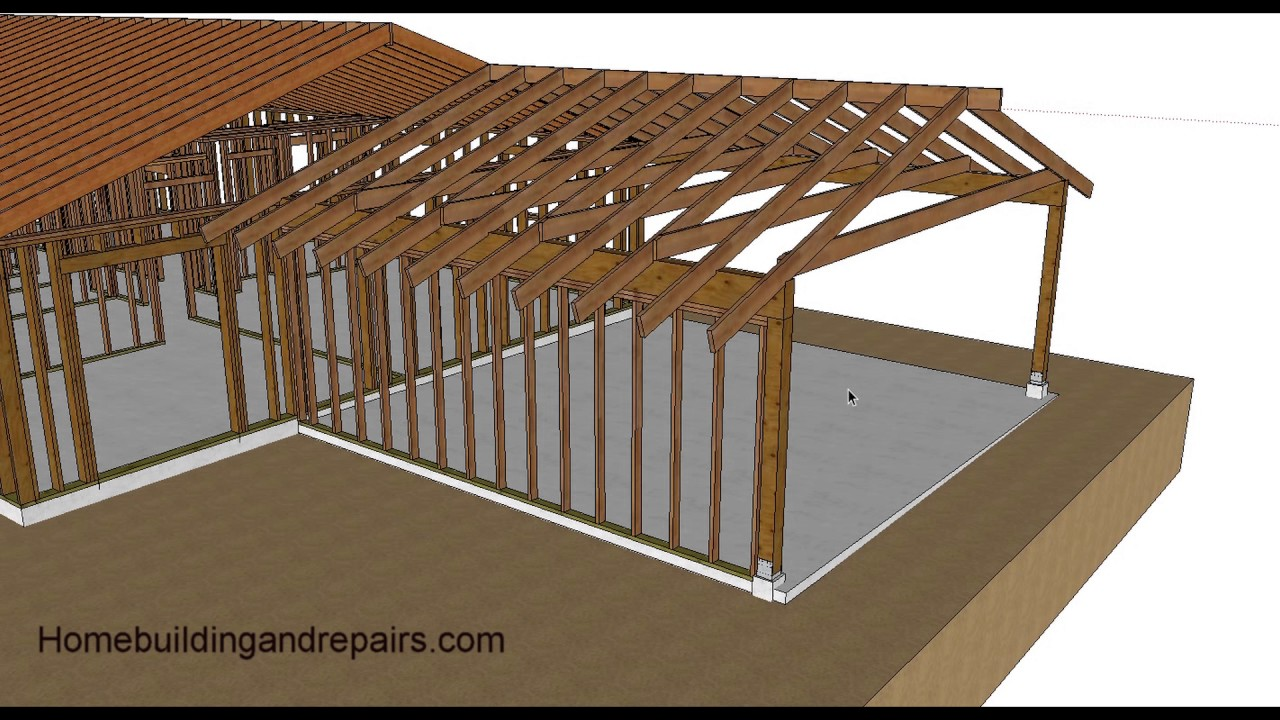 Watch This Video Before Turning Your Carport Into A Garage Or Living Space