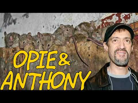 Opie and Anthony: The Studio is Infested With Mice (2/03-2/05/2009)