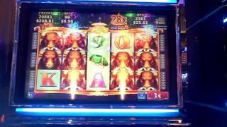 Bull Mystery Slot Machine GINORMOUS RUN OF WINS