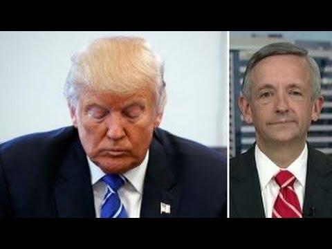Pastor Robert Jeffress defends Trump after leaked 2005 audio