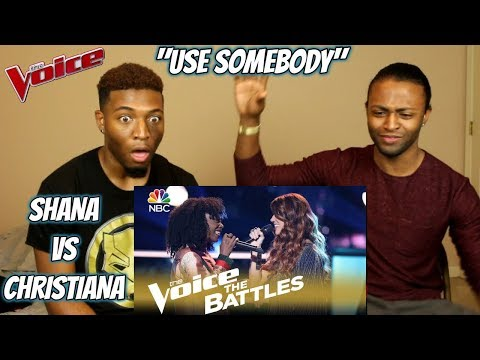 The Voice 2018 Battle - Shana Halligan vs. Christiana Danielle: