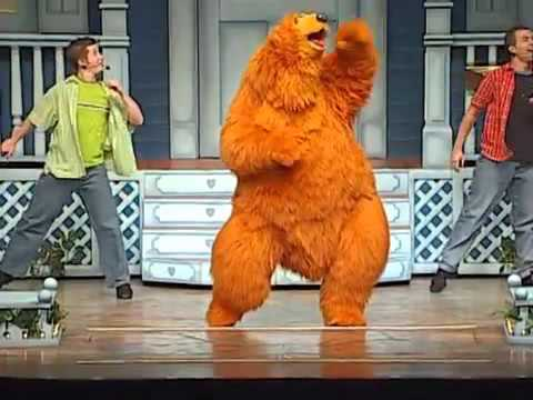 Category Bear in the Big Blue House Books