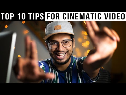 10 Easy Steps To Make Your Video More CINEMATIC - Hindi Tutorial
