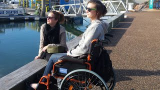 FND Vlog: Welcome Wheelchair