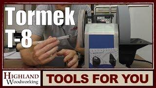 Tormek Т-8 Заточка Система