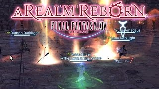 Final Fantasy XIV: A Realm Reborn (PC) Gameplay