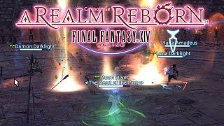 Final Fantasy XIV: A Realm Reborn (PC) Gameplay