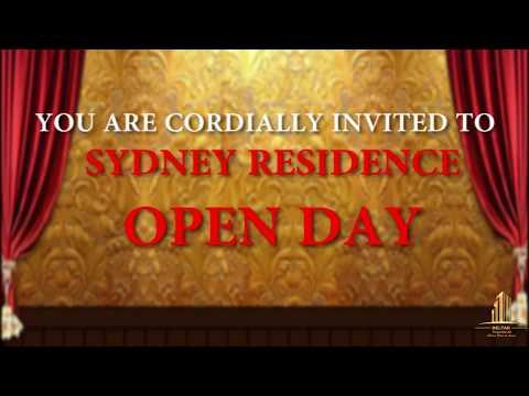 SYDNEY RESIDENCE OPEN DAY