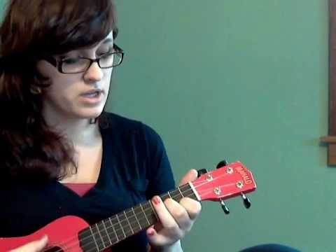 Cant Help Falling In Love Ukulele Cover Chords Included Youtube