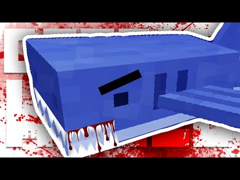 Minecraft Deadly World - เกาะมรณะกับปลาฉลามอันตราย!? (8)