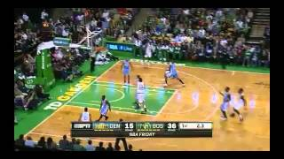 NBA CIRCLE - Denver Nuggets Vs Boston Celtics Highlights 6 Dec. 2013 Www.nbacircle.com