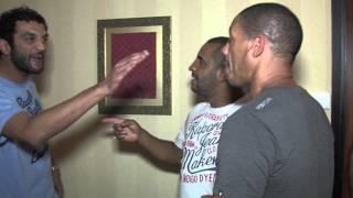CLASH AU THAÏ FIGHT ENTRE RAMZY & JOEY STARR thumbnail