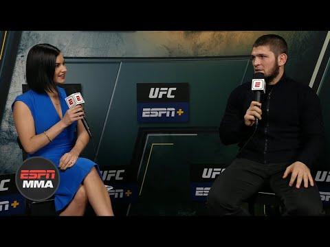 Khabib Nurmagomedov on retirement: I have nothing else to prove   UFC Post Show   ESPN MMA