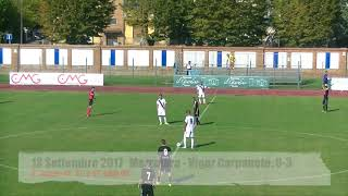Serie D Girone D Mezzolara-Vigor Carpaneto 0-3