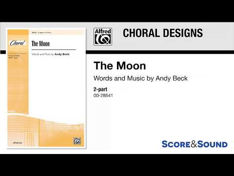 The Moon, by
