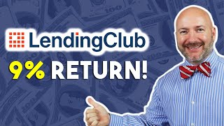 Lending Club Investment Review [How I Get 9% Return]