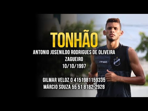 Tonhao Zagueiro Abc Youtube