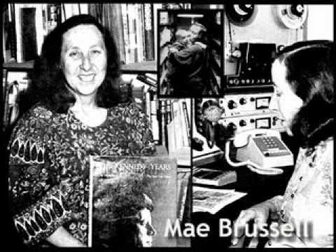 Mae Brussell - The Nazi Connections to JFK Assassination