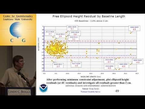 D1S6 Dave Zilkoski Guidelines for establishing GPS derived orthometric heights