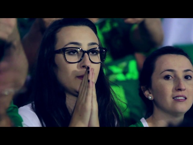 El vídeo de adiós al Chapecoense que está dando la vuelta al mundo