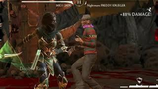 Mortal kombat 11 mobile tower of horrow challenge mkmobile 11