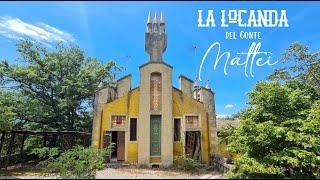 LA LOCANDA DEL CONTE MATTEI: C'E' UN CAMPO DA BOCCE!!!!! (VILLA DEL CAVALIERE O FORCHETTA)