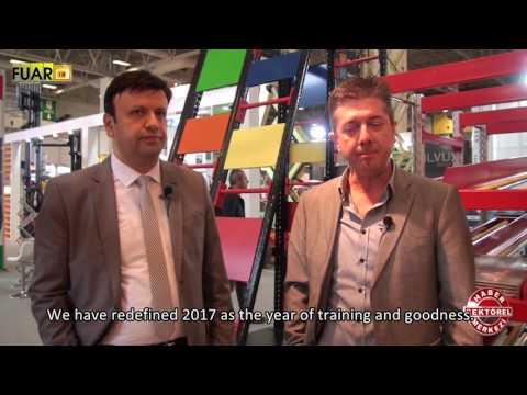 WIN EURASIA CEMAT 2017 Fuarı Röportajı