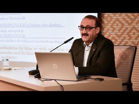 Prof Dr Alparslan Açıkgenç I Bilim Felsefesi Açısından Bilimlerin Sınıflandırılması