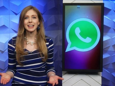 What's the deal with WhatsApp?