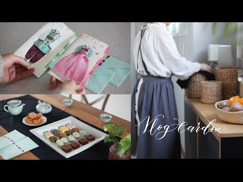 Vlog/  가족 모두가 즐거운 설날연휴를 보내요/ 명절 음식과 놀이/ 살림 / Lunar New Year With My Famil / Sub