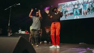 Diamond Platnumz  & Sallam Sk - Dance Yope Remix Challenge
