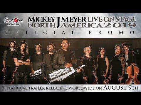 Mickey J Meyer Live on Stage North America 2019 Promo