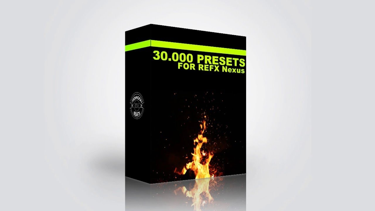 NEXSUS 808 OVER 30,000 FREE EXPANSION PRESET SOUNDS TUTORIAL