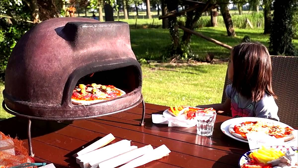 Mexico Pizza Oven