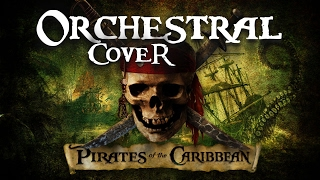 Gambar cover Pirates Of The Caribbean | Orchestral Cover