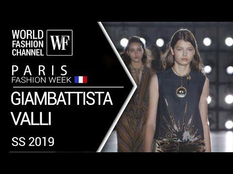 Giambattista Valli SS 2019 Paris fashion week