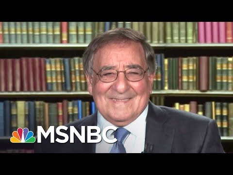 Leon Panetta: Donald Trump's Iran Deal Speech Is 'A Terrible Mistake' | MTP Daily | MSNBC