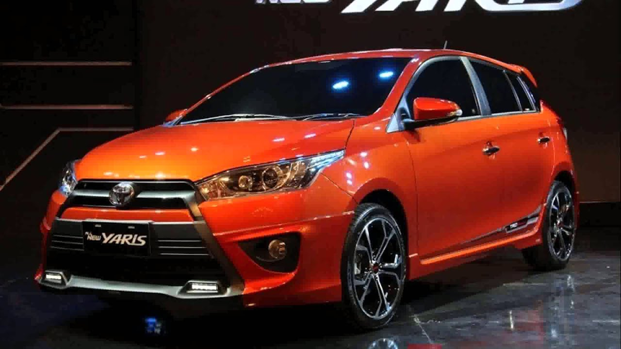 Toyota Yaris Trd All New Camry Price 2015 Model Sportivo Youtube