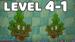 Plants vs Zombies Javascript East Sea Dragon Palace 4-1