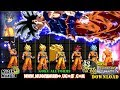 INCRÍVEL - Goku, SSJ1, SSJ2, SSJ3, SSJ GOD, SSJ BLUE, BLUE KAIOKEN, KKX20, UI (DOWNLOAD) #Mugen