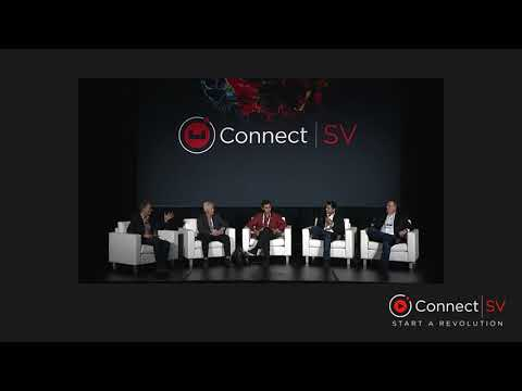 Digital transformation panel discussion – Connect Silicon Valley 2017