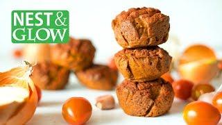 Quinoa Sundried Tomato Muffins Recipe - Gluten-free and Vegan